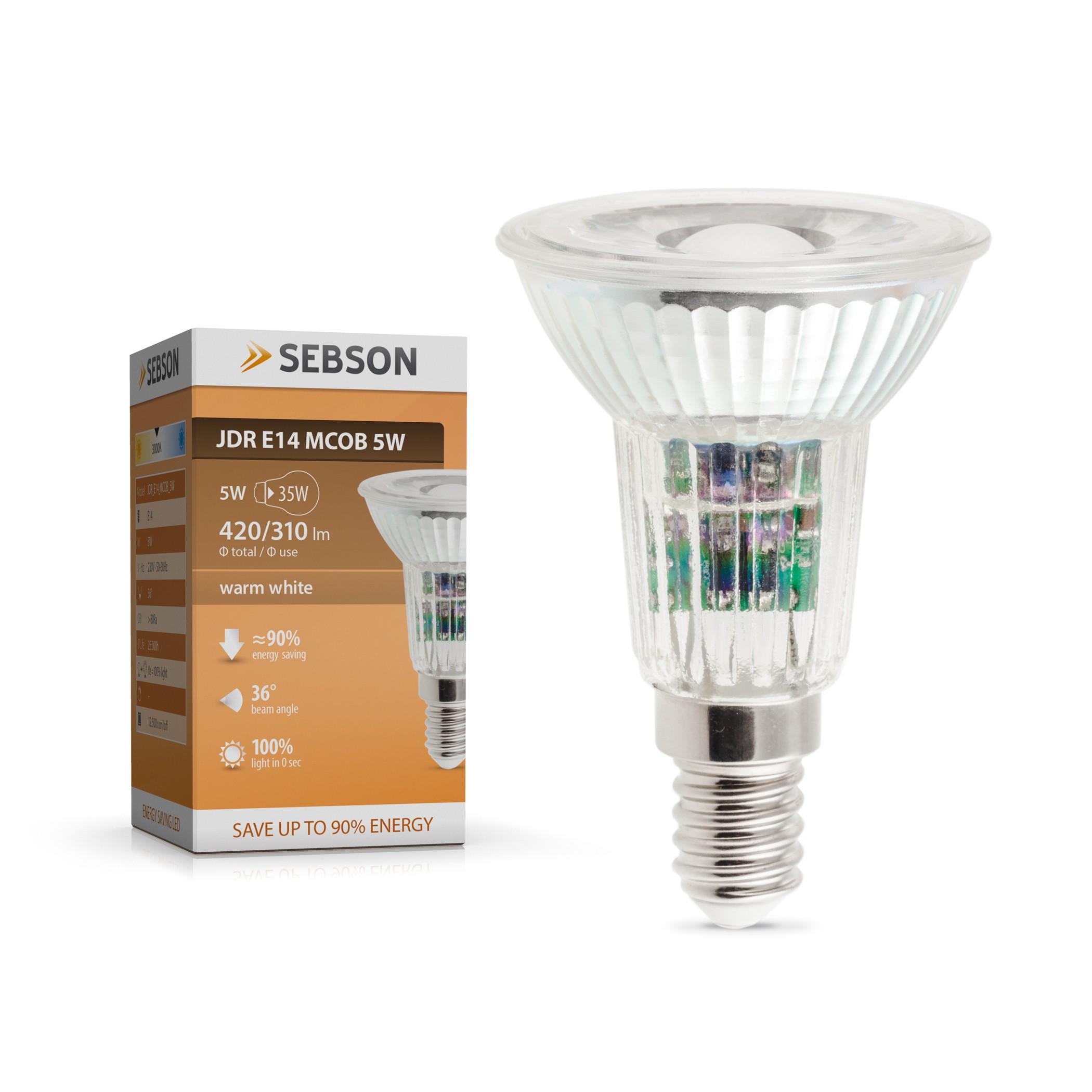 LED E14 Spotlight