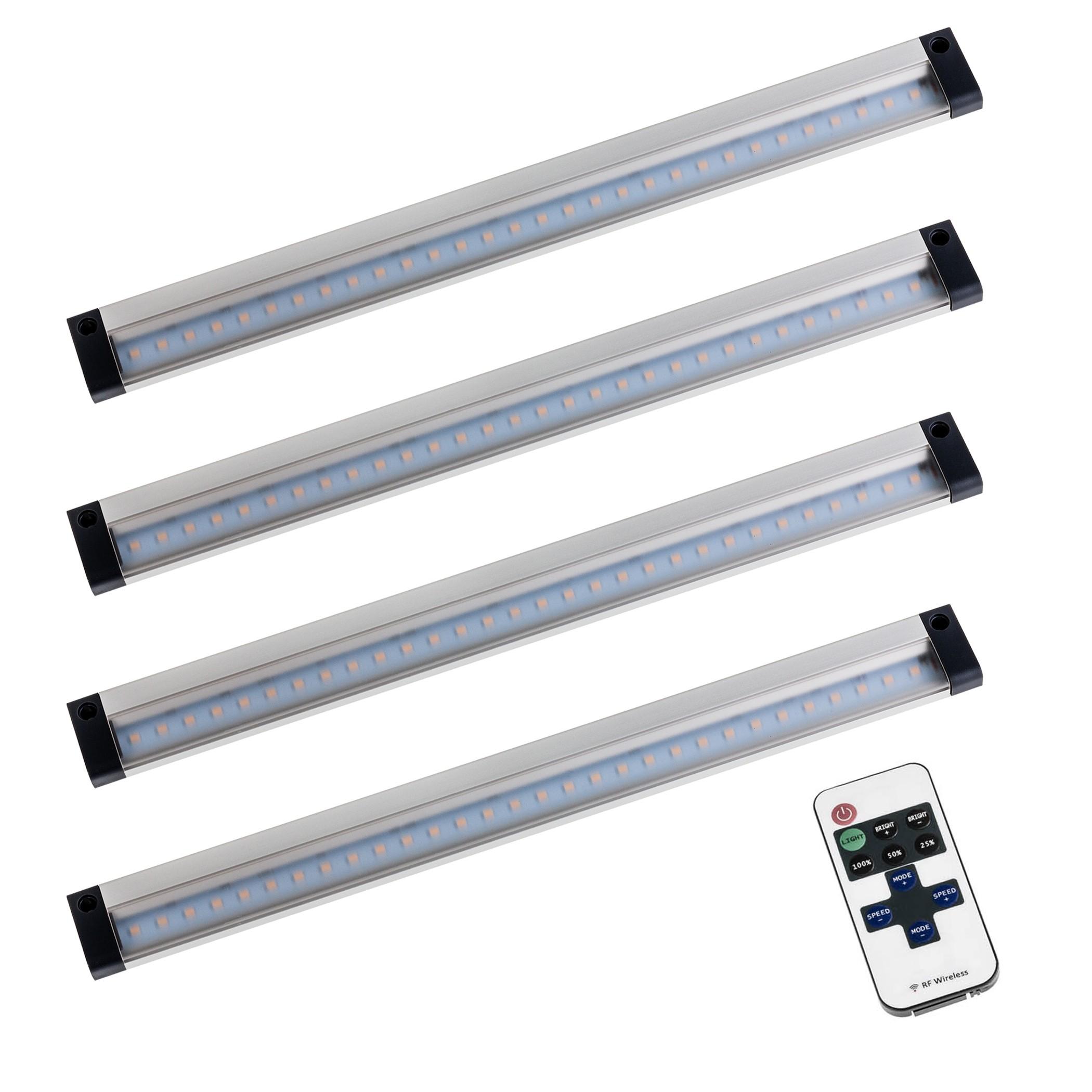LED Unterbauleuchte Set 4