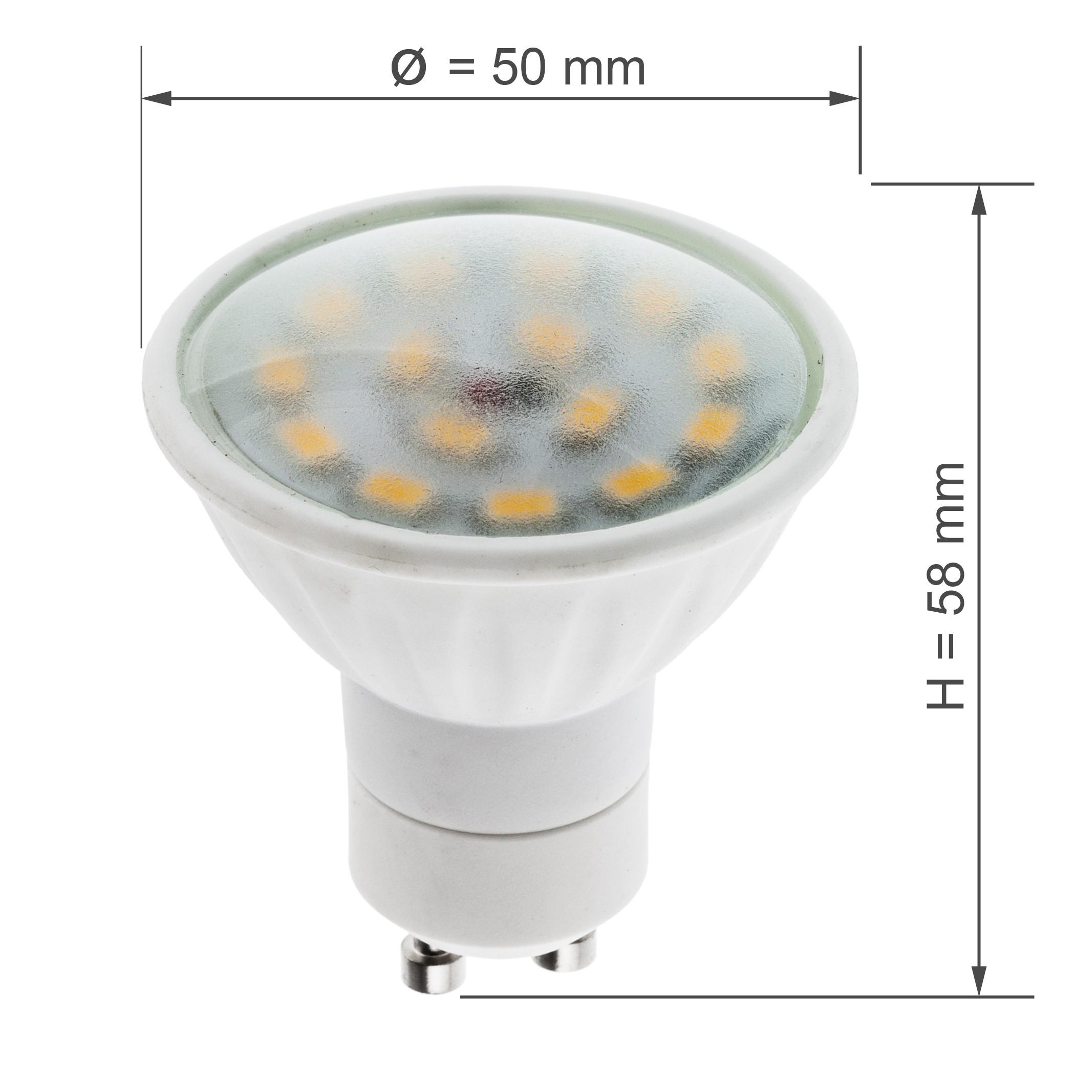led lampen gu10 dimmbar gu10 led 6w warmweiss sebson led leuchtmittel gu10 ebay. Black Bedroom Furniture Sets. Home Design Ideas