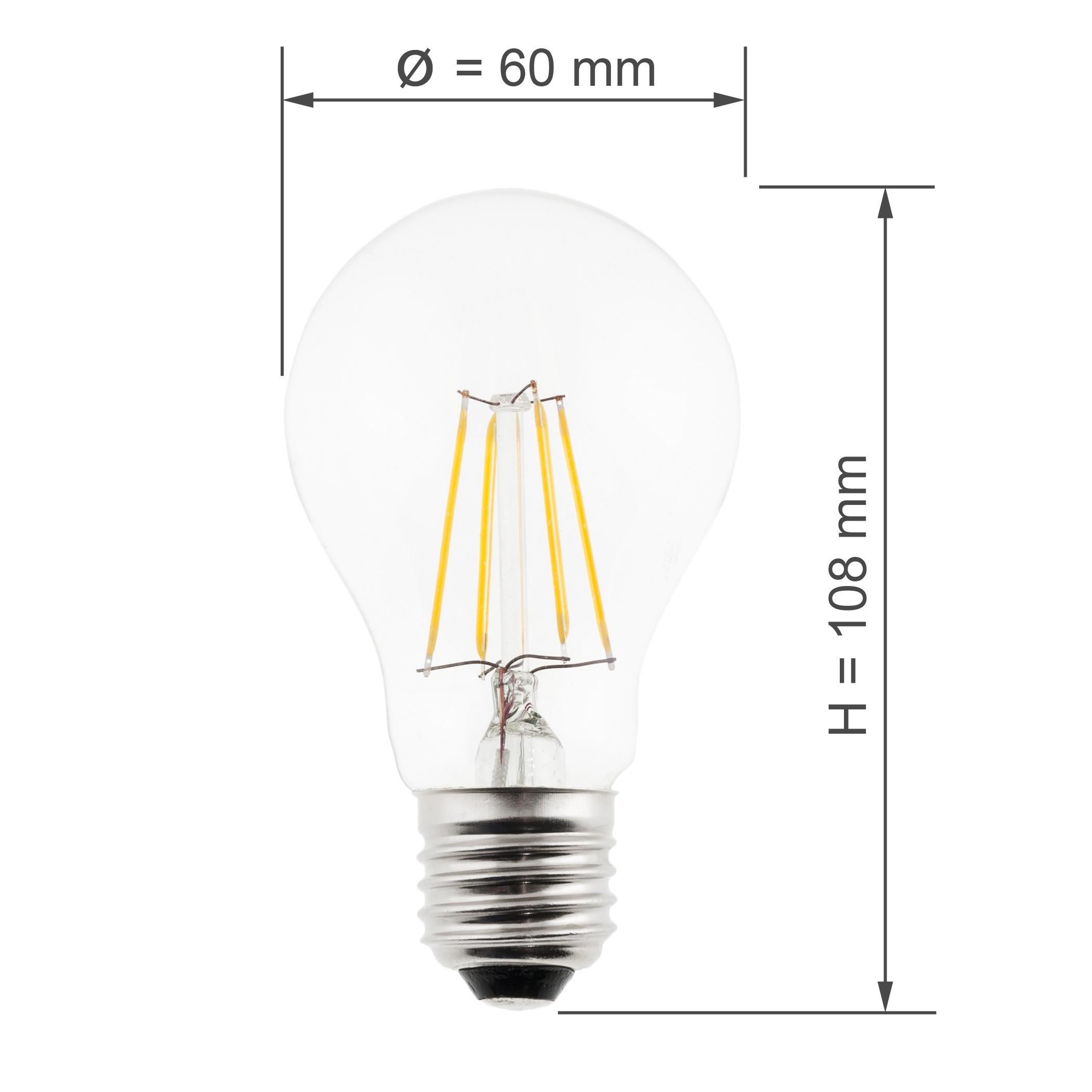 led lampen e27 warmweiss e27 led filament e27 led 4w sebson leuchtmittel ebay. Black Bedroom Furniture Sets. Home Design Ideas