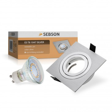 Downlights type 8 + LED
